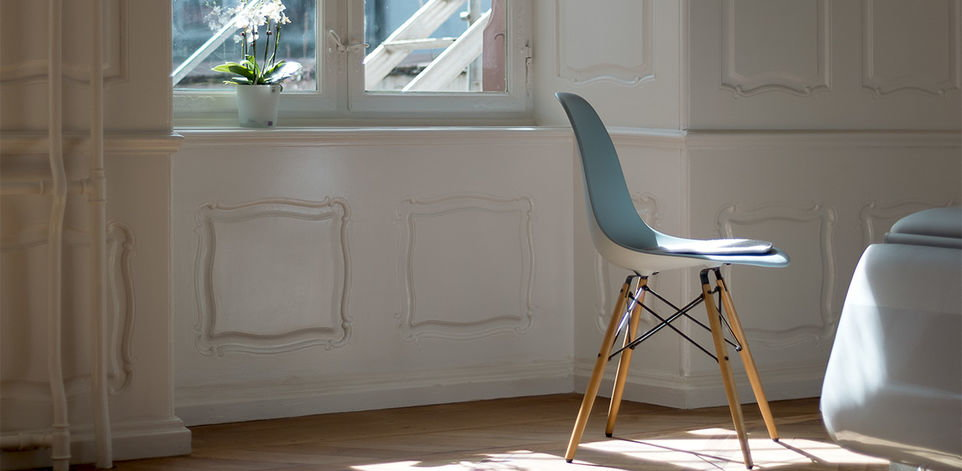 Vitra Eames Side Chair DSW